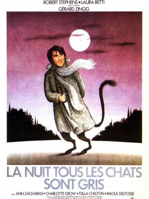 La Nuit tous les chats sont gris