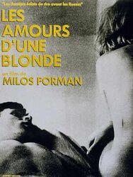 Les Amours d'une blonde