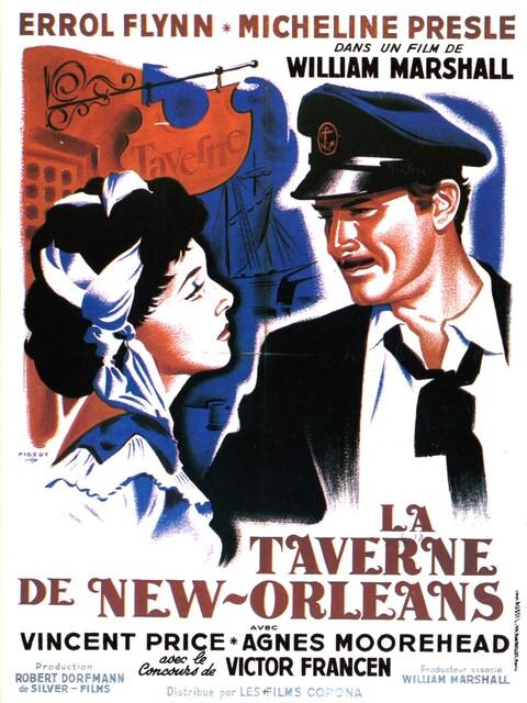 La Taverne de New-Orleans