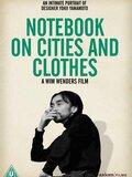 Carnets de notes sur vêtements et villes