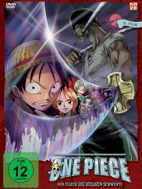 One Piece - Film 5 : La malédiction de l'épée sacrée