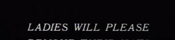 Sorties ciné de la semaine du 25 janvier 1909