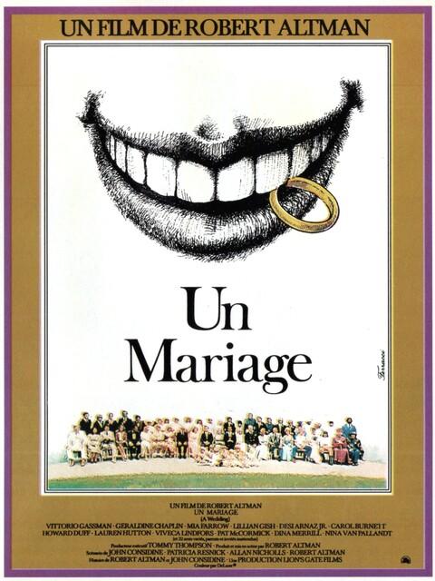 Un mariage