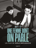 Une femme dont on parle