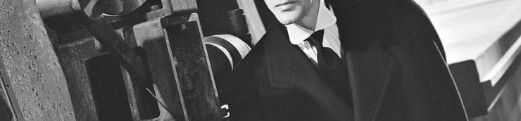Fritz Lang & Joan Bennett