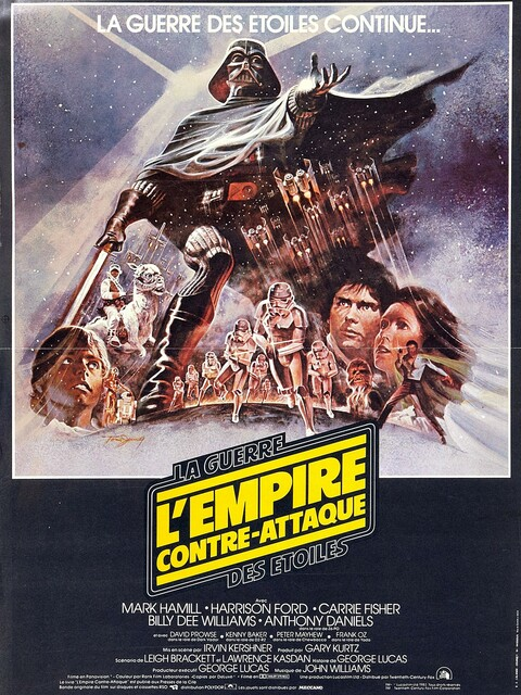 Star Wars: Episode V - L'Empire contre-attaque
