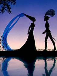 La Belle Fille et le sorcier