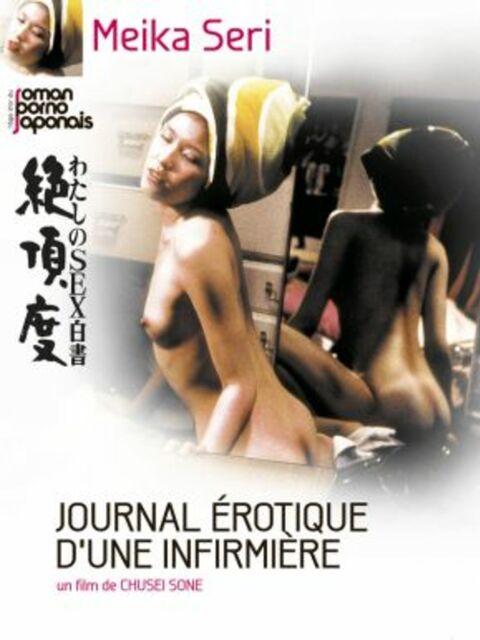 Journal érotique d'une infirmière