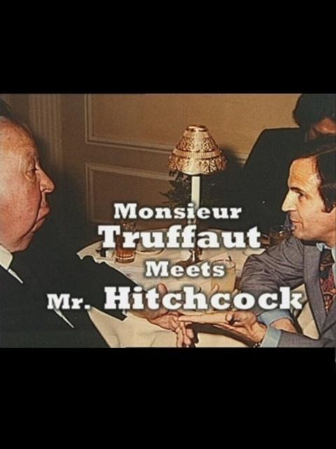 Monsieur Truffaut meets Mr Hitchcock
