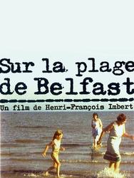 Sur la plage de Belfast