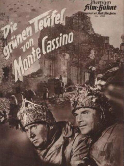 Les Diables verts de Monte Cassino