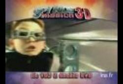 bande annonce de Mission 3D Spy kids 3