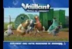 bande annonce de Vaillant, pigeon de combat !