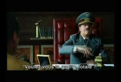 bande annonce de Mon Führer - La vraie véritable histoire d'Adolf Hitler