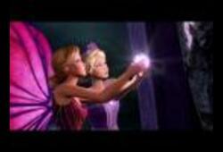 bande annonce de Barbie : Mariposa et le Royaume des fées