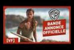 bande annonce de Tomb Raider