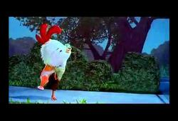 bande annonce de Chicken Little