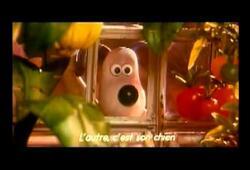 bande annonce de Wallace et Gromit : le mystère du lapin-garou