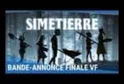 bande annonce de Simetierre