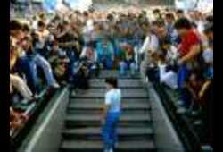 bande annonce de Diego Maradona