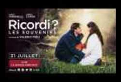 bande annonce de Ricordi ?