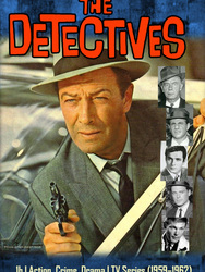The Detectives Starring Robert Taylor