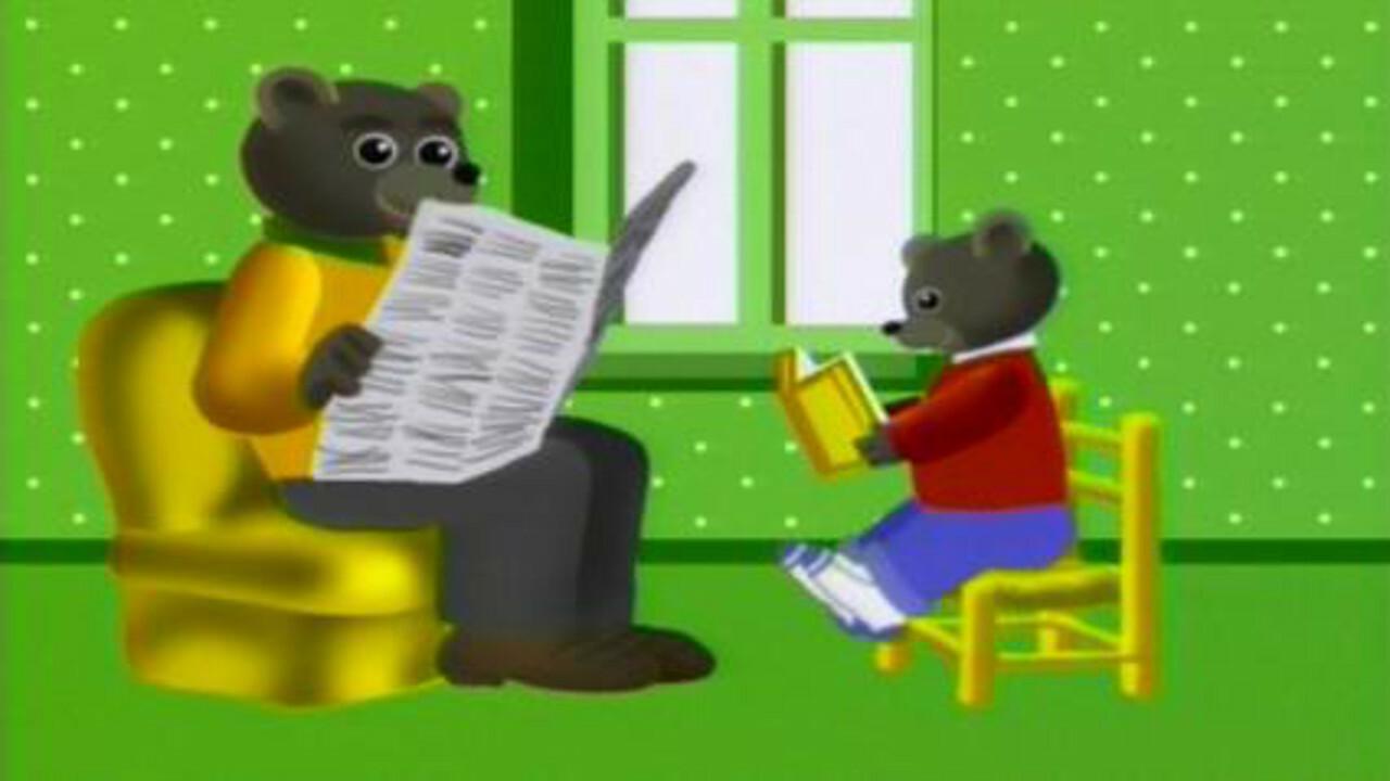 Petit ours brun s rie tv de 1988 vodkaster - Petit ours brun et sa maman ...