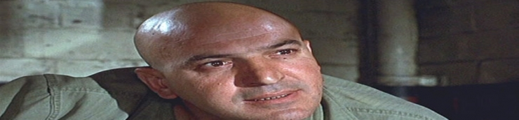 Telly Savalas, mon Top