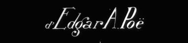D'après Edgar A. Poe [Chrono]