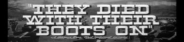 1941, les meilleurs westerns