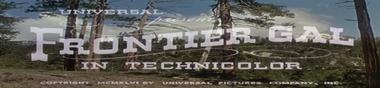 1945, les meilleurs westerns