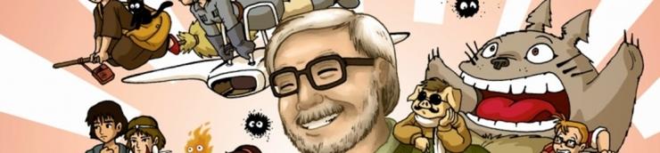 [Classement] Hayao Miyazaki (No 4)