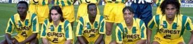 1994-95, ma saison préférée.
