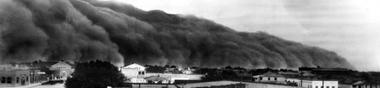 Le Dust Bowl des Grandes Plaines (1933-37)
