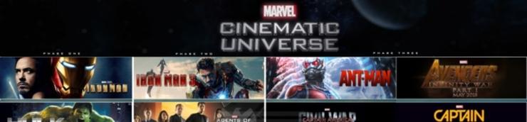 Le meilleur de Marvel Studios !