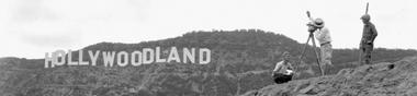 Hollywoodland classique, les plus belles images