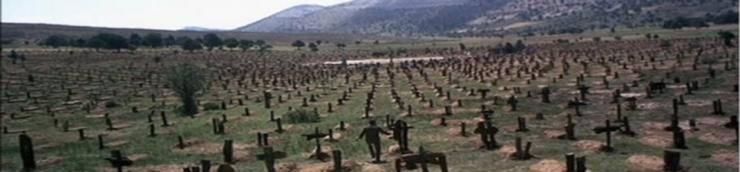 """Il faut sauver """"Le Bon, la Brute et le Truand"""", enfin surtout Sad Hill !"""