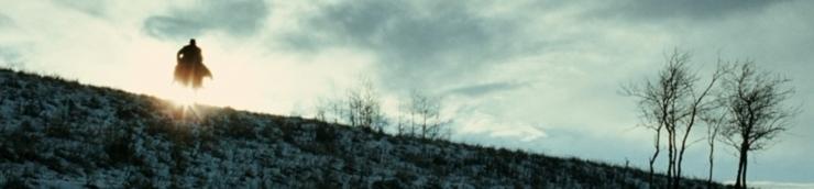 L'Ouest dans la neige