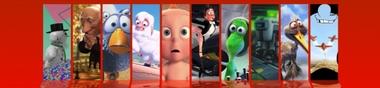 Courts-métrages Pixar