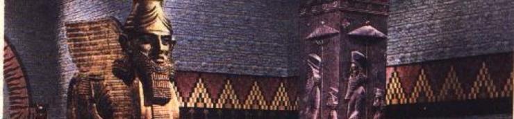 L'Antiquité au cinéma: la Mésopotamie