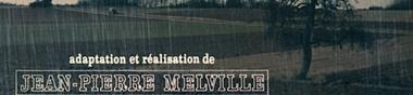 Le cinéma de Melville [Top]
