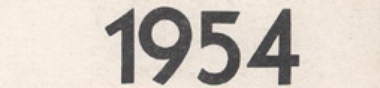 Films sortis en 1954 vus