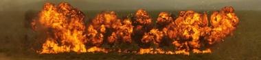La guerre du Viêt Nam - dans le sillage du napalm
