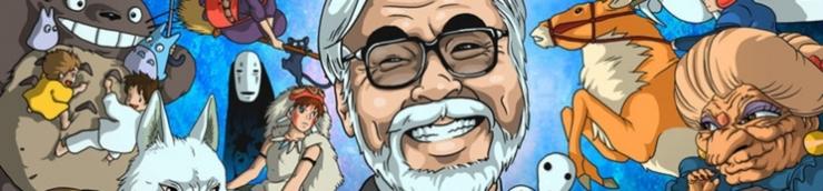 Les chef d'œuvre de Miyazaki