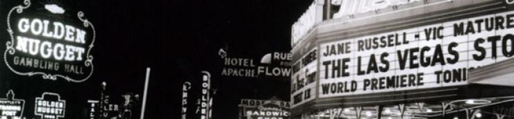 Las Vegas films [Chrono]