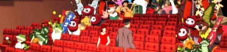 Top 10 films d'animations JAP