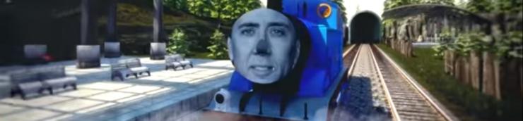 I'am Nicolas Cage