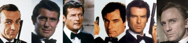 [Liste participative] Vos films James Bond préférés