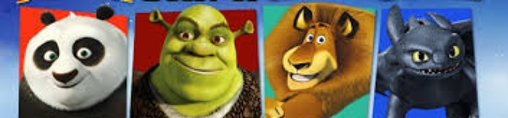 DreamWorks ou la malédiction du 3.(Qu'en pensez-vous?)