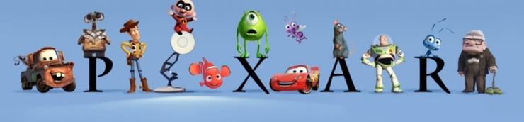 Top 10 Pixar